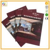 Servizi di stampa dell'opuscolo del libretto del catalogo/stampa dello scomparto