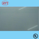 O alumínio frente e verso baseou o fabricante do PWB do diodo emissor de luz com espessura de cobre 35&Mum (HYY-066)