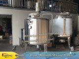 Fermentador elétrico e reator do aço inoxidável do fermentador do aquecimento
