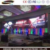 Écran de location polychrome d'intérieur de l'Afficheur LED P4.81 pour la publicité