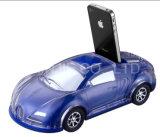 Altofalante sem fio Home da forma do carro do diodo emissor de luz Bluetooth do mini Portable para o computador com o rádio de FM que põr o altofalante de Bluetooth do telefone móvel