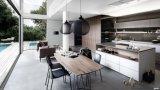 オーストラリア様式の現代台所家具のラッカー食器棚