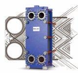 L'échangeur de chaleur/chauffe-eau/échange de l'échangeur/vapeur et eau de refroidissement par eau/échangeur de chaleur plaque de garniture/ont autorisé des ventes