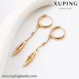 Boucle d'oreille élégante populaire de bijou de l'or 92800 18K