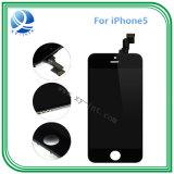 Tela de toque do telefone de pilha para o iPhone 5 acessórios do indicador do LCD