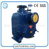 Singola pompa delle acque di rifiuto del motore diesel di aspirazione di 4 pollici