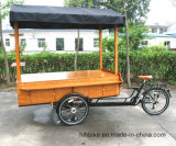 喫茶店バスバイクのトレーラーの工場供給