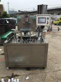 Роторный тип завалка чашки мороженного и машина запечатывания