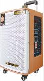 navulbare Spreker In alle richtingen van 10 Wielen Bluetooth van de Duim '' de Draagbare--Gd12-02I