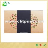 Savon coloré et cadre de empaquetage de bougie avec le papier d'emballage (circuit - CB-268)