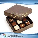 Коробка роскошного подарка Valentine упаковывая для шоколада конфеты Jewelry/(XC-fbc-017)