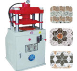 Máquina de piedra hidráulica de la prensa para reciclar las losas del granito/de mármol