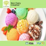 脂肪質の粉のココナッツ油はアイスクリームのための野菜を基づかせていた