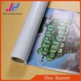 Roulis imprimable de drapeau de câble de PVC pour la publicité