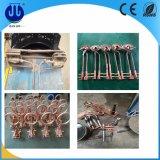Calefacción de inducción eléctrica de la tecnología de IGBT que endurece la máquina para los ejes de la tira