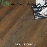 Pequeño piso en relieve Spc Lvt color personalizado