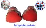 심혼 모양 주석 상자 Promtioal 작은 주석