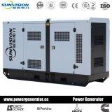 conjunto de generador 60Hz con el motor 100kVA de Perkins