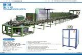 Catena di montaggio della stazione di lavoro dell'unità di elaborazione per la fabbricazione delle calzature