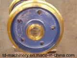 China-Zubehör über das Exkavator-Vorderseite-Spann-Soem-Geschäftsversicherungs-Berufsteil-Ersatzaufbereiten
