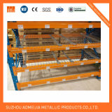 Decking do engranzamento de fio do Shelving do armazenamento do armazém de Industral