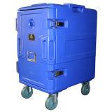 rectángulo de almacenaje de enfriamiento grande del moldeado rotatorio del pecho de 120L Capcity (HP-UCB120)