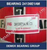 Rodamiento de rodillos esférico de la alta calidad 24136 E1amc3 con la jaula de cobre amarillo