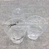 فنجان بلاستيكيّة لأنّ عقدة أو شراب باردة, [180مل]