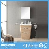 Mobília moderna especial do banheiro com 2 gavetas e gabinetes do espelho (BF366D)