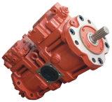 Pompe hydraulique de K3V avec des pièces