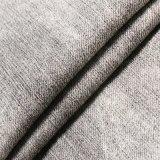 Tessuto nero del denim del poliestere del cotone per i jeans di modo