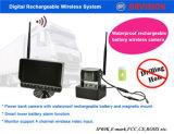 Система камеры цифров перезаряжаемые беспроволочная с сертификатом Emark (BR-704WS-BM)