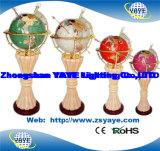 Hete Yaye 18 verkoopt Decoratie van het Bureau van Kerstmis van de Bol van de Halfedelsteen van de Verlichting de Decoratieve Lichte/de Decoratie van het Huis
