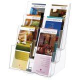 Шкаф листовки держателя верхней части или стены таблицы