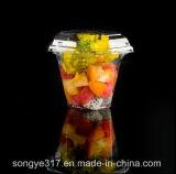 Wegwerfkappe mit stärkerem Eiscreme-Blasen-Kasten