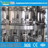 Botella de plástico automático / semiautomático Máquina de llenado de bebidas de jugo de botella de vidrio