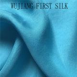 Tissu en soie de sergé de laines, tissu en soie de sergé de mélange de laines, tissu mélangé de sergé de laines en soie