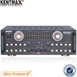 l'amplificateur de puissance du karaoke 100W avec la MIC a sorti (AV-903USB)