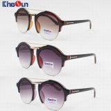 Óculos de sol novos do estilo da forma redonda (KS1251)