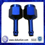 Pièces de Usinage de Commande Numérique par Ordinateur D'OEM de Précision, Aluminium Anodisé Coloré (DKL-M032)