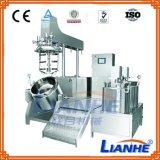 Máquina de mistura do homogenizador do misturador do vácuo da lavagem da face