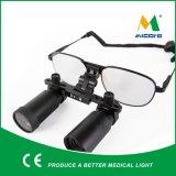 lenti di ingrandimento otorinolaringoiatriche delle lenti di ingrandimento dentali chirurgiche delle lenti di ingrandimento del metallo 5.0X