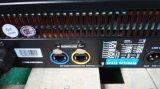 El audio profesional más barato de los amplificadores de potencia de China 8ohm 2X2350W