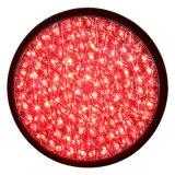 module de feux de signalisation de la bille DEL de rouge de 200mm avec la lentille de toile d'araignee
