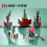 Bouton sous-miniature SGS Interrupteur à bascule