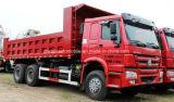 Capacidad pesada 6X4 Sinotruk HOWO 20 toneladas a 25 toneladas de carro de vaciado para la venta