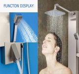 Panneau à triple fonction de vente chaud de douche d'acier inoxydable (BF-W015)