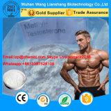 99% Muskel-gewinnendes rohes Puder Mesterone CAS 58-18-4 der Reinheit-17-Methyltestosterone