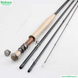 Ti 10FT 4PC 4wt Medium Fast Fly Rod Ninfa Fly Rod