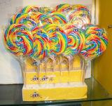 子供のための渦巻のロリポップキャンデーのスペシャル・イベント